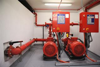 Construnext instalaciones instalaciones oficinas y for Pinturas proteccion contra incendios